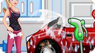 Игра Автомойка Детской Машинки