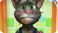 Игра Грязный Говорящий Кот Том