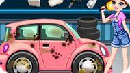 Игра Автомойка Для Машины Спанч Боба