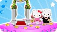 Игра Хелло Китти: Свадебный Торт