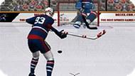 Игра Хоккей На Выбывание