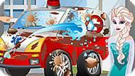 Игра Автомойка Для Закусочной На Колесах
