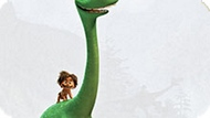 Игра Хороший Динозавр Бродилка