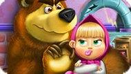 Игра Игрушки Маши И Медведя