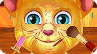 Игра Инфекция Говорящего Кота Рыжика