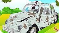 Игра Автомойка И Дизайн Машины