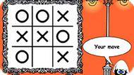 Игра Калимеро: Крестики-Нолики