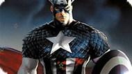 Игра Капитан Америка: Искать Звезды
