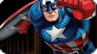 Игра Капитан Америка: Красный Череп И Эмблемы Смерти
