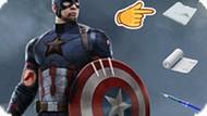 Игра Капитан Америка У Доктора