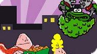 Игра Капитан Подштанник: Биологическая Битва