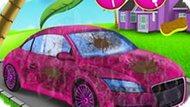 Игра Автомойка Машины Для Девушки