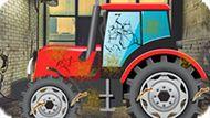 Игра Автомойка: Мыть И Ремонтировать Трактор