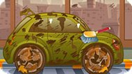 Игра Автомойка: Мыть Машину Динь-Динь