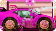 Игра Автомойка: Мыть Машину Принцессы 2