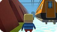 Игра Когама: Subway Surfer