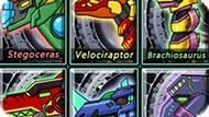 Игра Корпорация Роботов Динозавров
