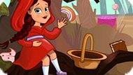 Игра Красная Шапочка: Приключения В Лесу