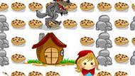 Игра Красная Шапочка Собирает Печенье