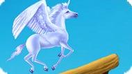 Игра Крылатая Лошадь Единорог