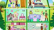 Игра Кукольный Домик Динь-Динь