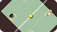 Игра 2Х2 Волейбол: Блондинки Против Брюнеток