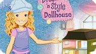 Игра Кукольный Домик Холли Хобби