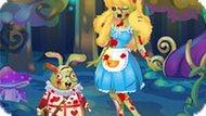 Игра Лечить Зомби Алису