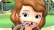 Игра Лечить Зубы Софии Прекрасной