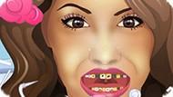 Игра Лечить Зубы Виолетте