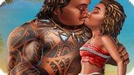Игра Любовь Моаны И Мауи