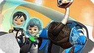 Игра Майлз С Другой Планеты: Спасательная Мисся На Марс