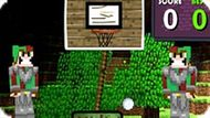 Игра Майнкрафт Баскетбол