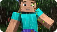 Игра Майнкрафт: Лесная Буря