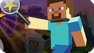 Игра Майнкрафт: Найди Звезды