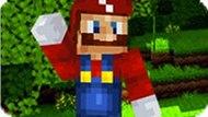 Игра Майнкрафт Супер Марио