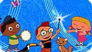 Игра Маленькие Эйнштейны: Квинси И Волшебные Инструменты