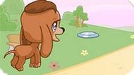 Игра Маленький Зоомагазин: Ловить Тарелку