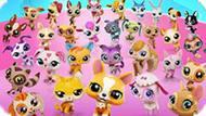 Игра Маленький Зоомагазин: Найди Животных