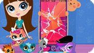 Игра Маленький Зоомагазин: Украшение Телефона