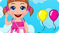 Игра Малышка Севен: Вечеринка Воздушных Шаров