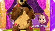 Игра Маша И Грязный Медведь
