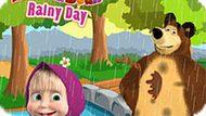 Игра Маша И Медведь: Доски На Полу