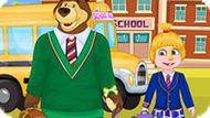 Игра Маша И Медведь: Хэллоуин