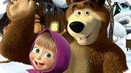 Игра Маша И Медведь: Искать Предметы