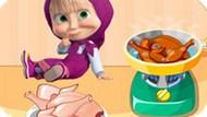 Игра Маша И Медведь: Кулинарные Уроки