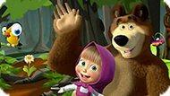 Игра Маша И Медведь: Лесное Приключение