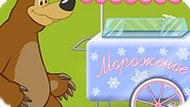 Игра Маша И Медведь: Миссия Мороженое