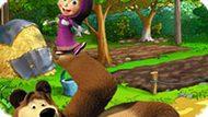 Игра Маша И Медведь На Ферме
