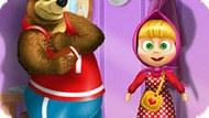 Игра Маша И Медведь Одевалки